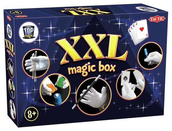 Tactic - XXL Magic Box - Tryllesæt