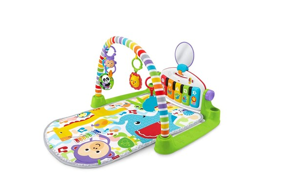 Fisher Price - Kick and Play Gym (FWT18)