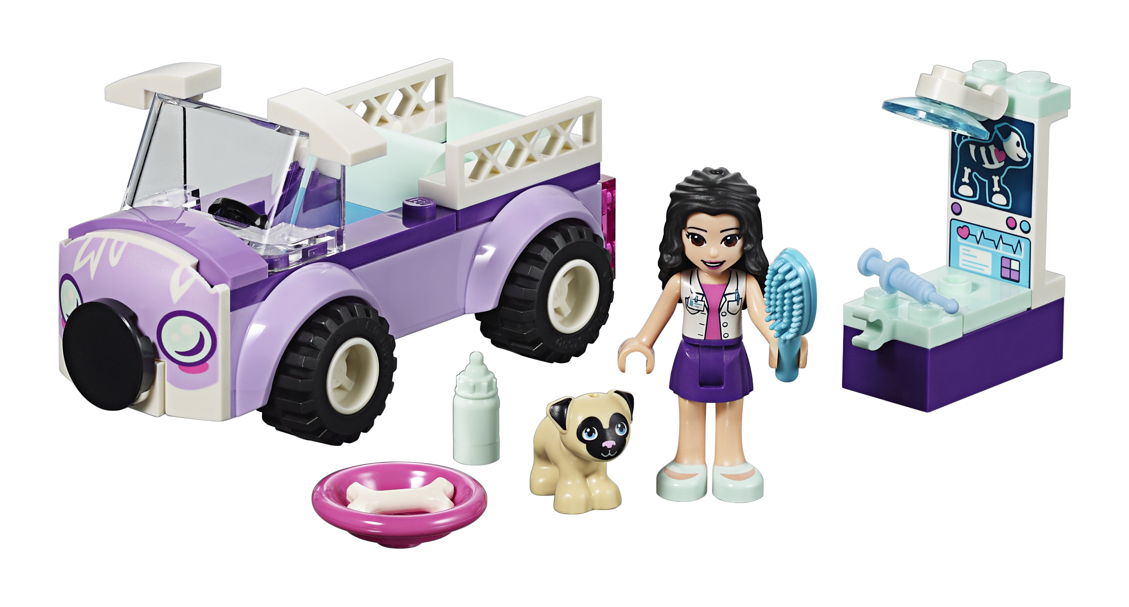 LEGO Friends - Emma's Mobile Vet Clinic (41360)