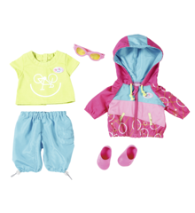 Baby Born - Play & Fun - Biker Outfit
