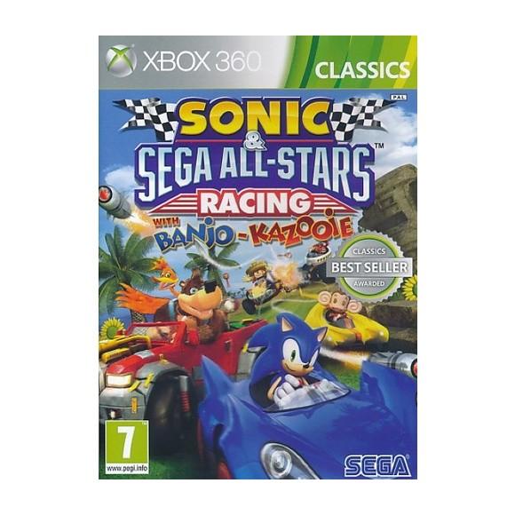 Sonic & SEGA All-Stars Racing w. Banjo & Kazooie (Classics)