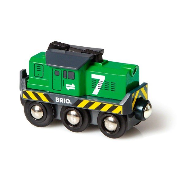BRIO - Freight Battery Engine (33214)