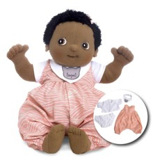 Rubens Barn - Rubens Baby Doll with diaper - Nora (120096)