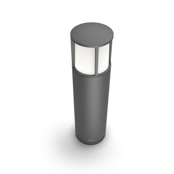 Philips - Stock Pedestal Anthracite 1x6W 230V Mygarden