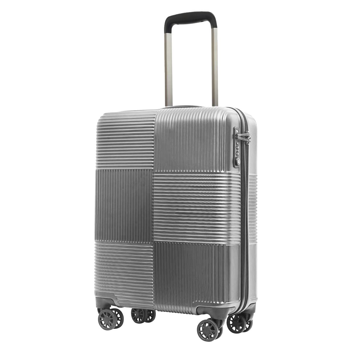 Conwood Route 75 cm sølv kuffert