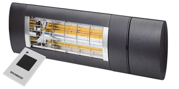 Solamagic - 2000 Premium ARC /Remote Antracite - New