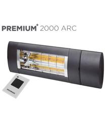 Solamagic - 2000 Premium ARC /Remote Antracite - 5 Years Warranty