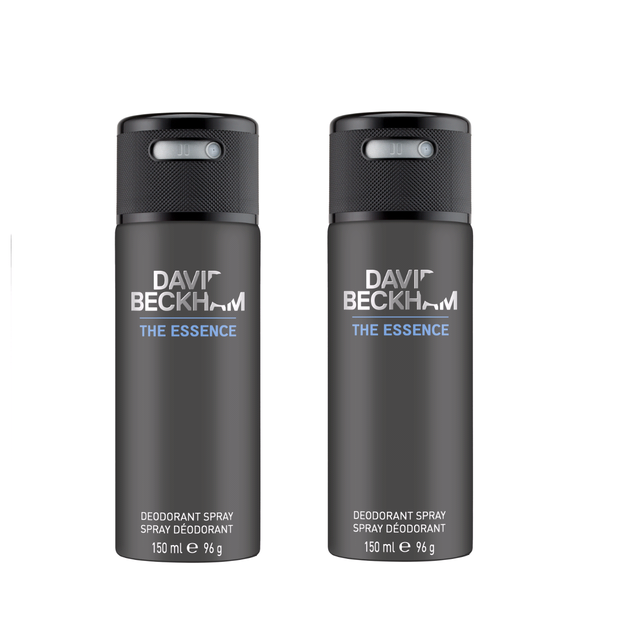 David Beckham - 2x The Essence Deodorant Spray 150 ml