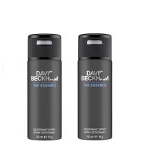 David Beckham - 2x The Essence Deodorant Spray 150 ml