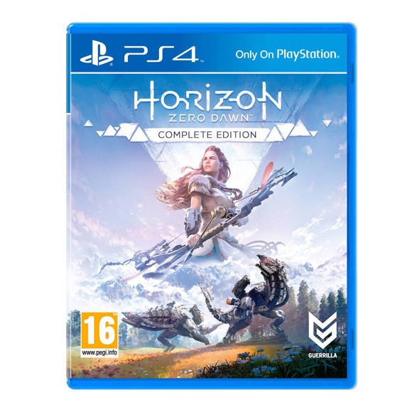 Horizon: Zero Dawn – Komplett-Edition (Bundle Edition)