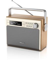 Philips - Tragbares DAB+ Radio AE5020