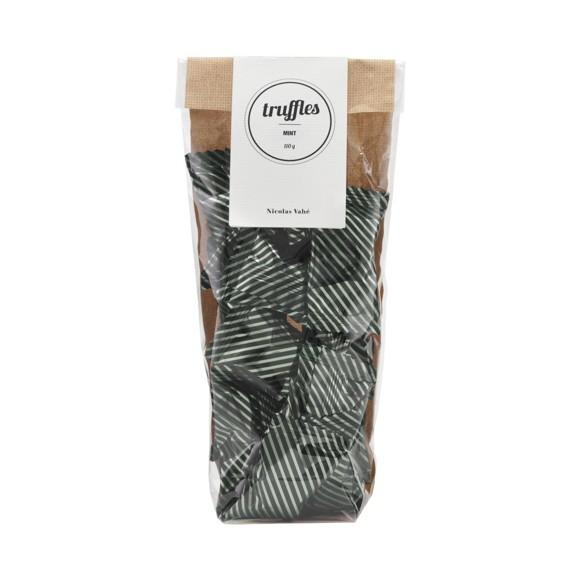 Nicolas Vahé - Chocolate Ruffle With Mint 110 g (NVBV706)