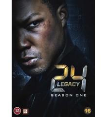 24 Legacy: Sæson 1 - DVD