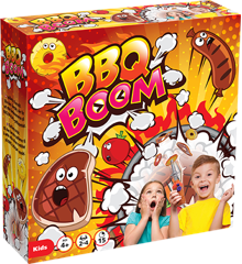 BBQ Boom Game