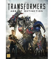 Transformers 4: Age of Extinction - DVD