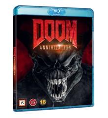 Doom: Annihilation - Blu ray