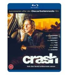 Crash - Hele season 1 (3-disc) (Blu-Ray)