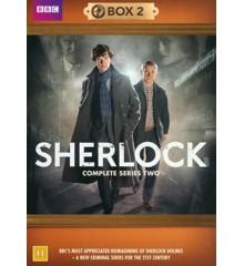 Sherlock: Box 2 (Series Two) (2-disc) - DVD