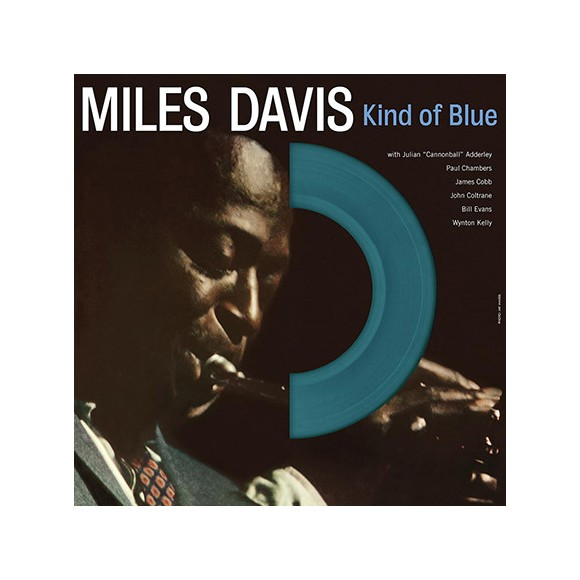 Miles Davis – Kind Of Blue - Translucent Blue Vinyl