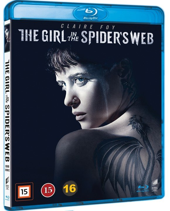 Girl in the spider's web - DVD