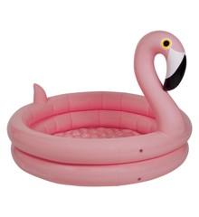 Sunnylife - Oppustelig babypool - Flamingo (S9MBYDFL)