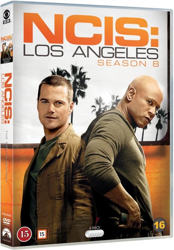 NCIS - Los Angeles - Season 8 - DVD