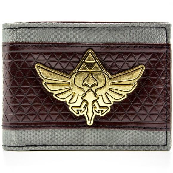 Zelda Triforce Schwarz Portemonnaie Geldbörse