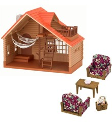 Sylvanian Families - Tree House Giftset with furnitures