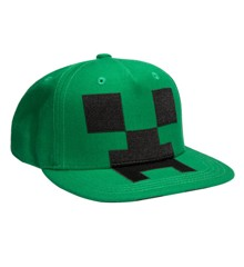 ​Minecraft Creeper Mob Youth Hat One-size