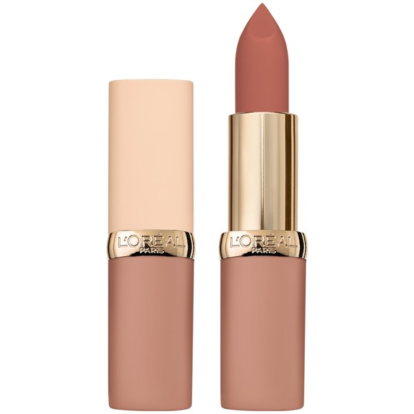 L'Oréal - Color Riche Ultra Matte Free The Nudes Lipstick - 02 No Cliche
