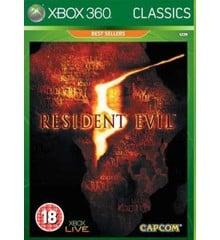 Resident Evil 5: Gold Edition (Classics)