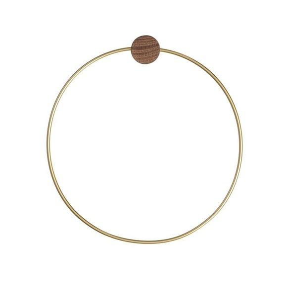 Ferm Living - Towel Hanger - Brass (4139)