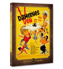 Damernes ven - DVD