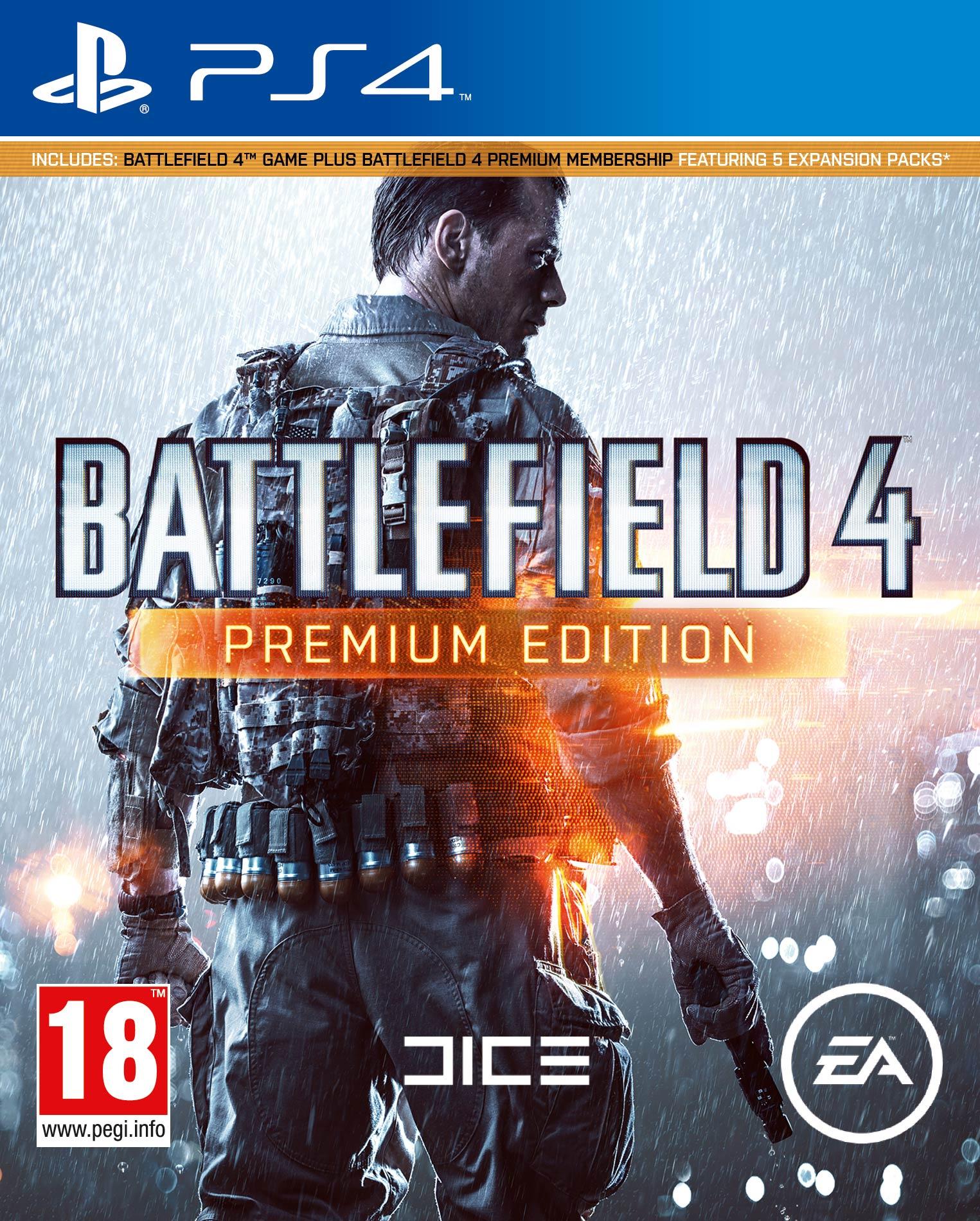 Kaufe Battlefield 4 - Premium Edition - PlayStation 4 - Englisch - Ultimate  Edition