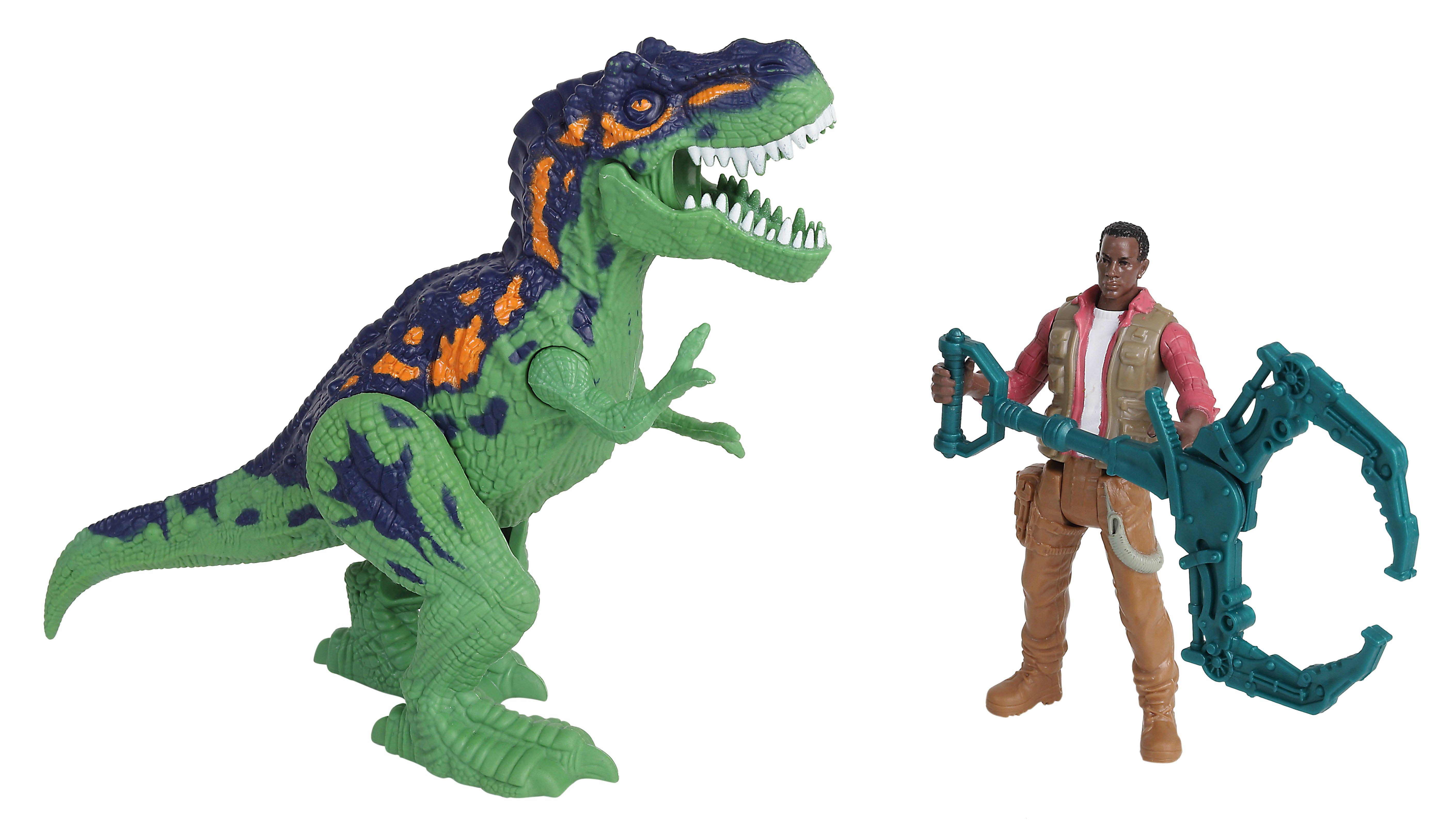 Dino Valley - Dino Danger Playset  - Allosaurus