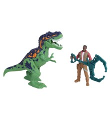 Dino Valley - Dino Danger Playset  - Allosaurus