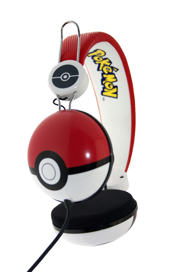 OTL - Tween Dome Headphones - Pokemon Pokeball (856510)