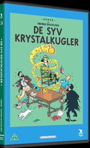 Tintin - De syv krystalkugler (5708758690003)