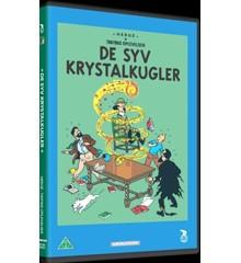 Tintin - De syv krystalkugler