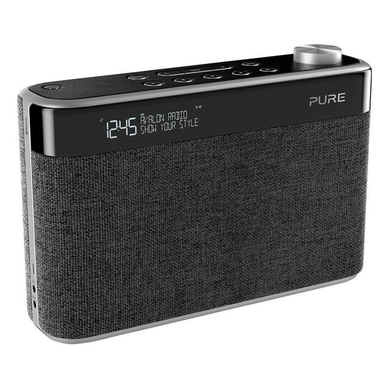Pure - Avalon N5 DAB+ BT Radio Black