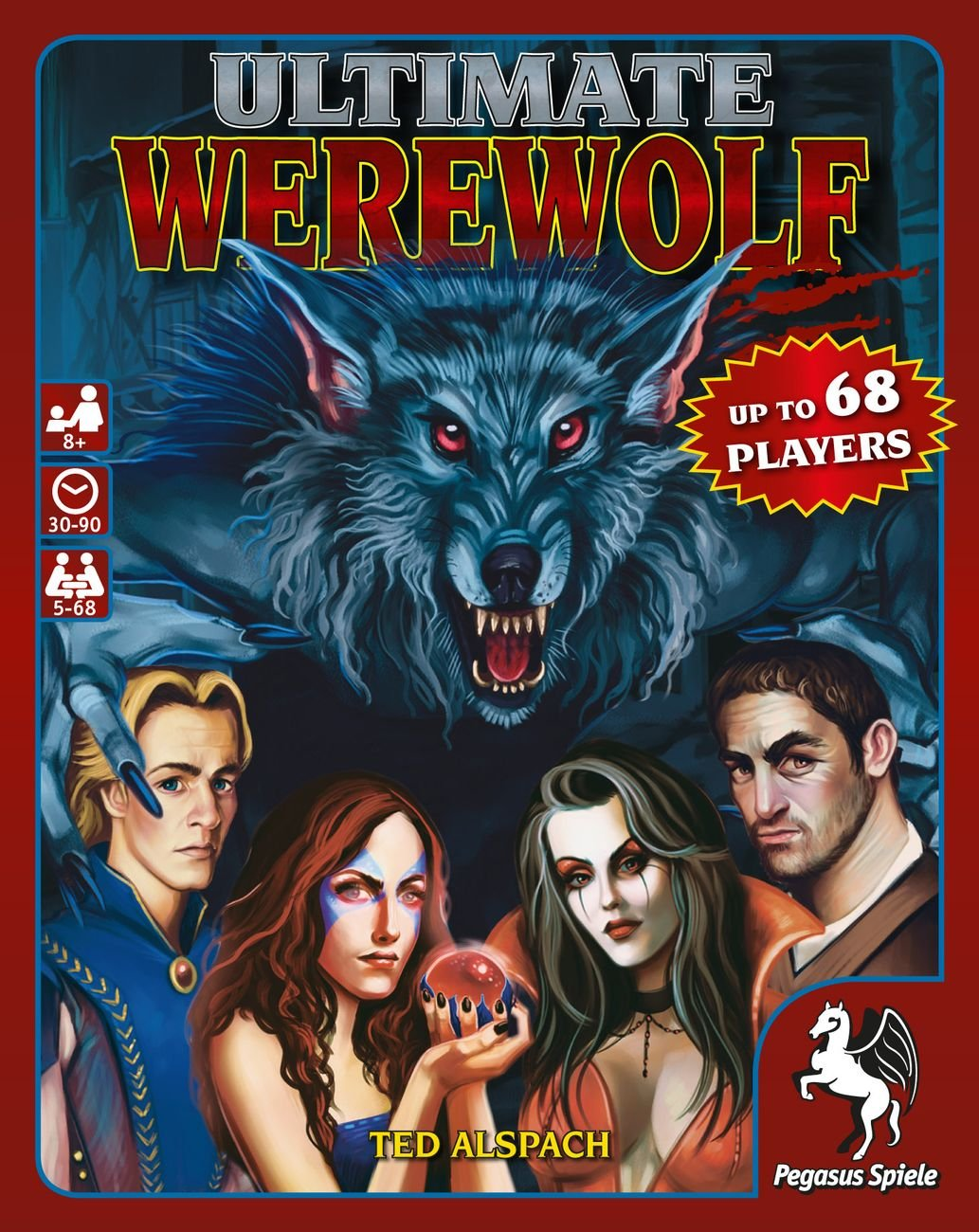 Ultimate Werewolf (English)
