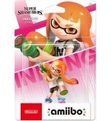 Nintendo Amiibo Inkling (Smash Bros Collection)