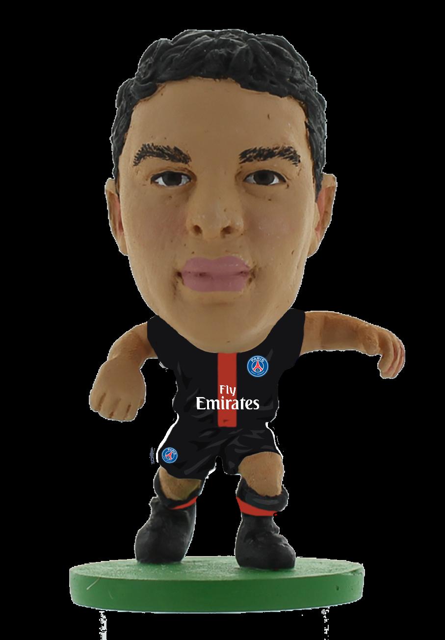 Soccerstarz - Paris St Germain Thiago Silva - Home Kit (2020 version)