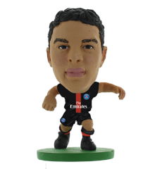 Soccerstarz - Paris St Germain Thiago Silva - Home Kit (2020 version)