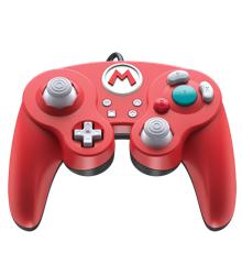 Nintendo Switch Wired Smash Pad Pro Mario