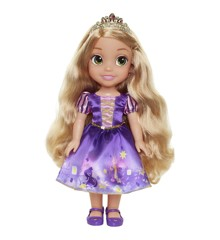 Disney Prinsesser - Explore Your World - 35 cm Dukke - Rapunzel