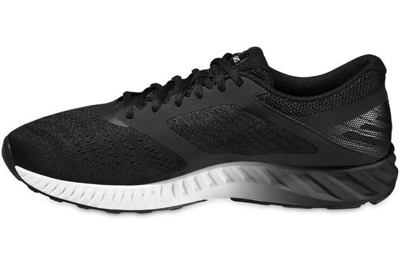 Asics FuzeX  Lyte  T620N-9001, Mens, Black, running shoes