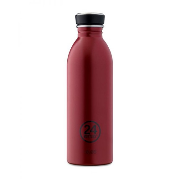 24 Bottles - Clime Bottle 0,5 L - Country Rød