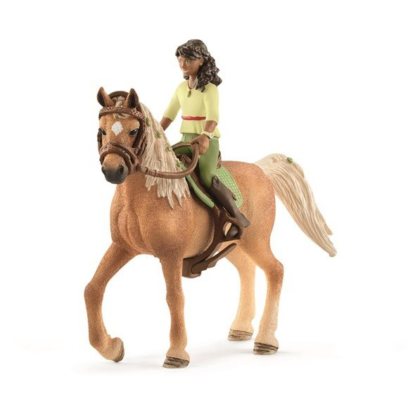 Schleich - Horse Club Sarah & Mystery (42517)