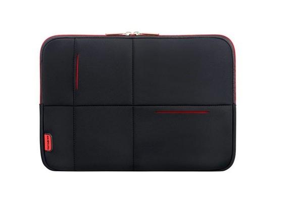 "Samsonite - Airglow Sleeve For 13,3"" Laptops Black/Red"